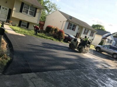 Asphalt Driveways Fairfax County, VA