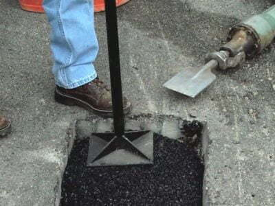 repairing asphalt driveway in Fairfax VA