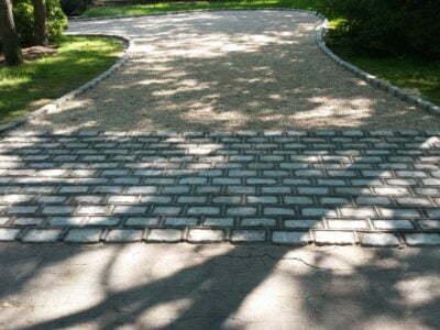 Paved Driveway Apron in Fairfax, VA