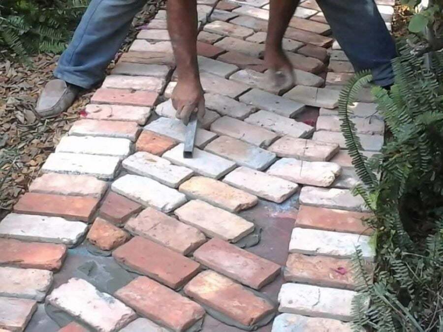 Walkway Installation Fairfax County